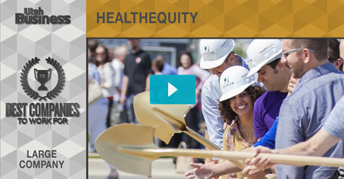 HealthEquity Best company to work for