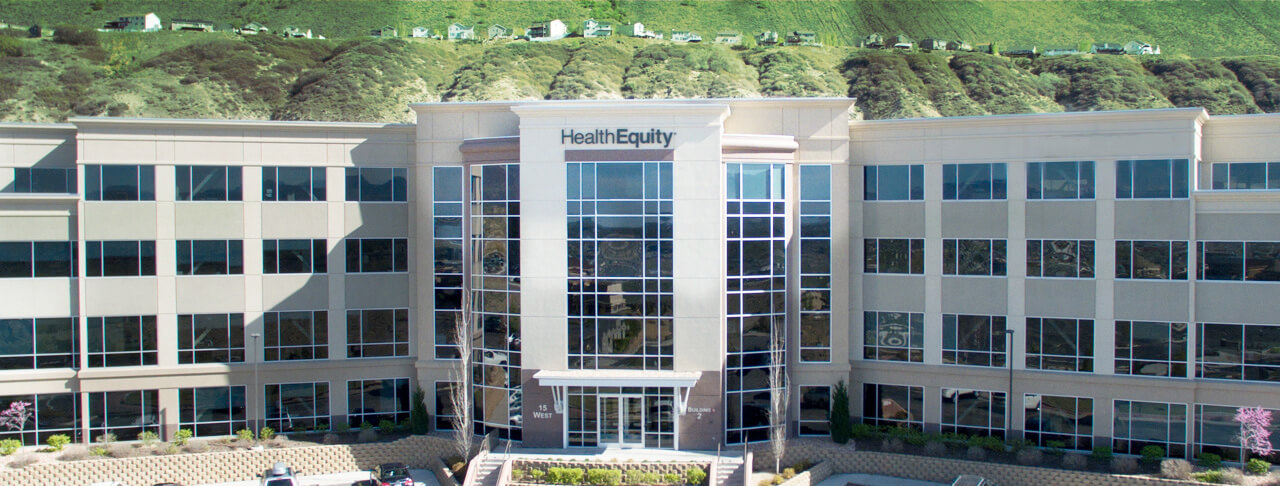 HealthEquity building