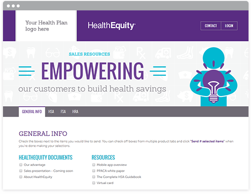 Seamless Integrations For Health Plans Healthequity