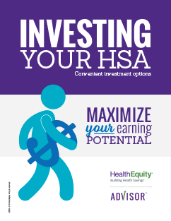 Hsa investment options health equity