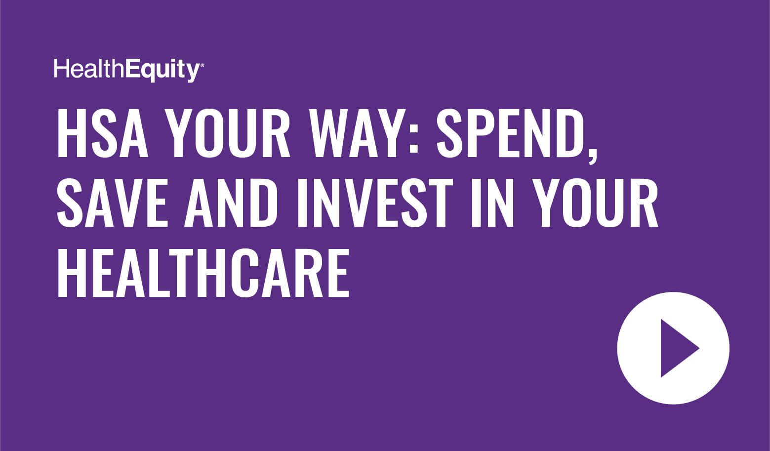 Harness The Power Of A Health Savings Account